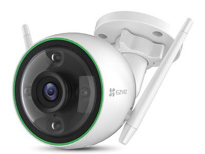 萤石   C3C全彩系列高清互联网摄像机 1080P/4MP可选【支持海康NVR】至高400万超清