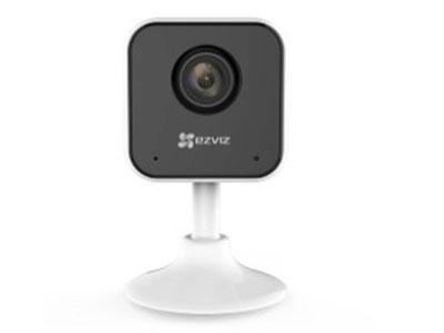 萤石  C1HC互联网摄像机 12米远距夜视|人形检测| 主动防御 |双向通话|录像回放| 磁吸安装