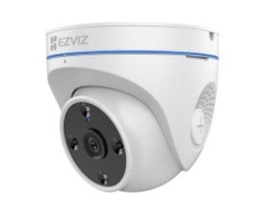 萤石  C4HC萤石智能家居摄像机 POE供电,全彩夜视,人形人脸侦测,闪光防御