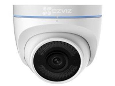 萤石  C4高清互联网摄像机 个性语音提示,高清监控,内置双天线