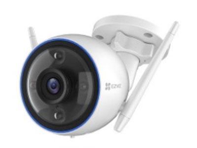 萤石  C3HC高清互联网400万摄像机 .265智能编码,AI人形检测,防水防尘
