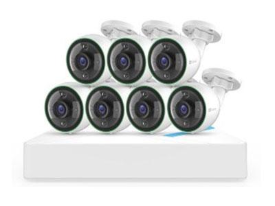 萤石  POE200万高清全彩夜视套装 网线供电|全彩夜视 | 250米远距传输