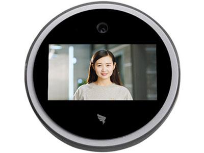 钉钉M2 5英寸触屏,1000张人脸,1.5米内识别,使用钉钉软件可人脸识别、支持手机端人脸录入
