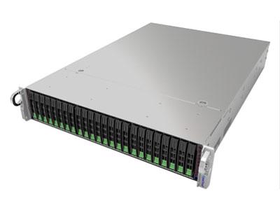 FT-S224-A1  青云飞腾系列企业级存储 青云FT-S224-A1是一款基于国产飞腾处理器、面向中小型数据中心的磁盘阵列型存储服务器,为用户提供安全可靠和高性能的存储平台。具备BMC远程管理功能,实现KVM远程实时桌面显示操作,支持多种阵列选择,并提供数据安全保护功能,为用户在有限的空间内提供超大容的存储能力。