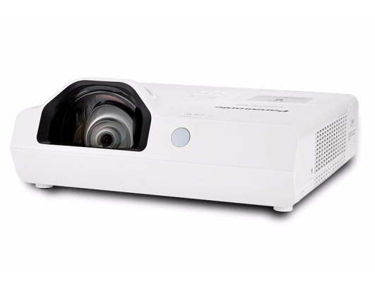 松下(Panasonic)PT-X3872STC 短焦投影仪 投影机办公教育(标清 4000流明)