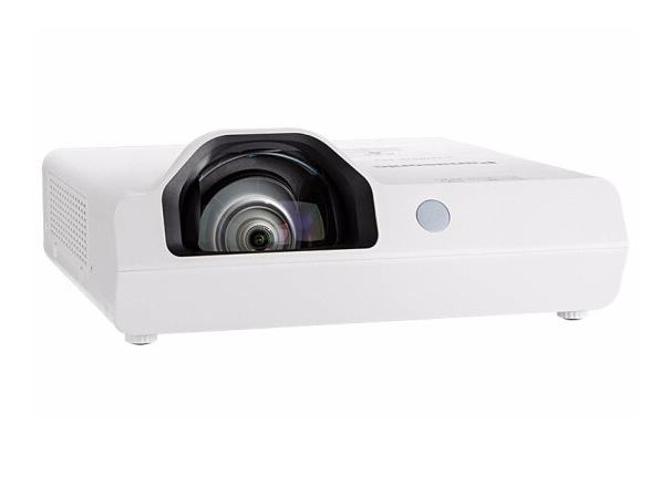松下(Panasonic)PT-XW3372STC 短焦投影仪 投影机办公教育(高清宽屏 3400流明)