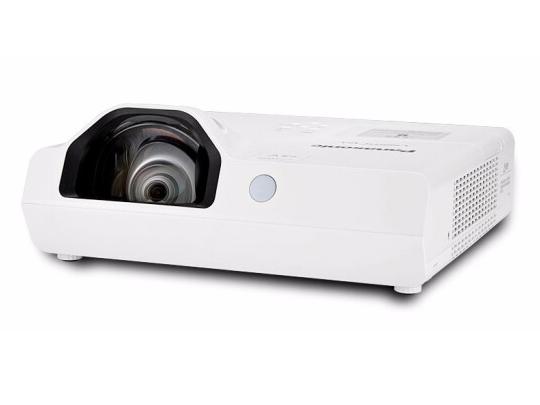 松下(Panasonic)PT-X3273STC 短焦投影仪 投影机办公教育(标清 3200流明)