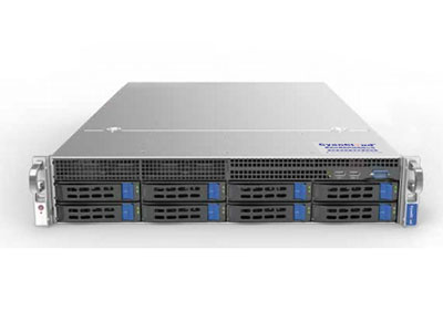 青云通用服务器 SYS-S2108 1. 支持1颗 Intel® Xeon® E3-1200V5/V6系列,第六/七代Intel®Corei3®   系列,Intel® Celeron® 系列,Intel® Pentium® 系列处理器 2.Intel® C236芯片组 3.4个DDR4内存插槽,最大支持64G内存 4.支持8个3.5/2.5英寸热插拔盘位,1个M.2接口 5.3个PCI-E3.0扩展插槽 6.板载4x1000Mb/s网络