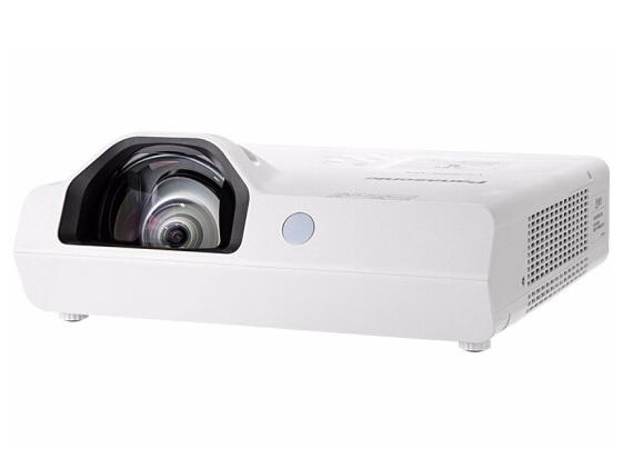 松下(Panasonic)PT-X3873STC 短焦投影仪 投影机办公教育(标清 4000流明)