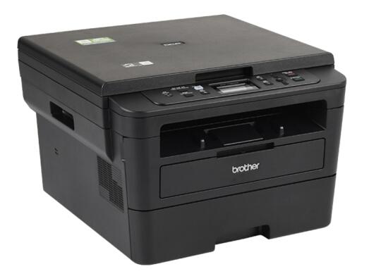 兄弟(brother)DCP-7090DW 黑白激光一体机(三合一 双面打印 无线网络 )