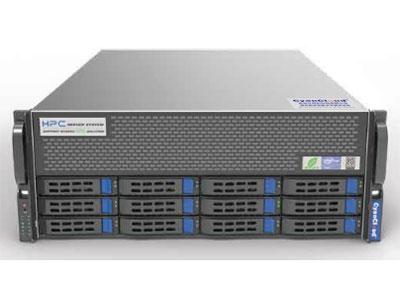青云异构计算服务器  SYS-S4212-G4 1. 支持2颗Intel® Xeon® E5-2600 V4/V3系列处理器 2. Intel® C612芯片组 3. 16个DDR4内存插槽,最大支持2TB内存 4.支持12个3.5/2.5英寸热插拔盘位 5. 6个PCI-E3.0扩展插槽,  1个PCIE-2.0扩展插槽 6.板载2x1000Mb/s网络接口 7.集成IPMI2.0远程管理端口 8. 1个VGA接口,2个USB3.0接口,  2个USB2.0接口,1个COM口 9. 2000W铂金级