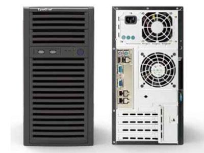 青云超级工作站  SYS-SW104 1.支持1颗 Intel® Xeon® E3-1200V5/V6系列,第六/七代   Intel® Corei3®系列,Intel® Celeron® 系列,  Intel®Pentium® 系列处理器 2.Intel® C236芯片组 3.4个DDR4内存插槽,最大支持64G内存 4.支持4个内置3.5英寸盘位,1个M.2接口 5.4个PCI-E3.0扩展插槽 6.板载2x1000Mb/s网络接口