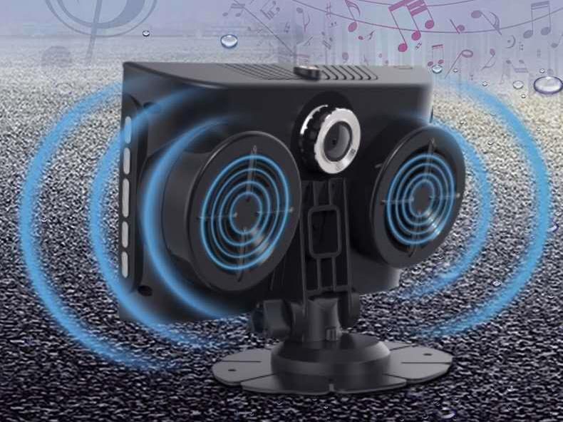货车行车记录仪 无线蓝牙 高速连接