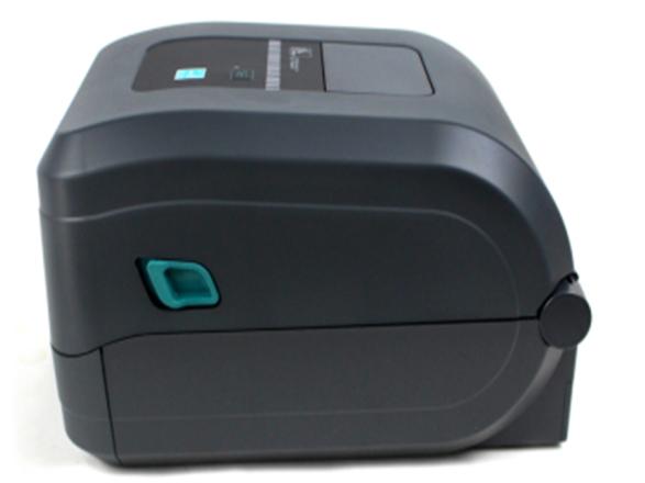 斑马(ZEBRA)GT820打印机支持热转印碳带/热敏 GT800升级版不干胶标签贴纸条码打标机