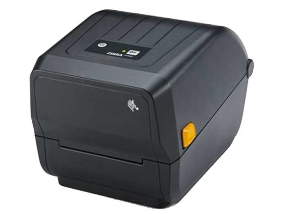 ZEBRA斑马ZD888t/CR打印机铜版纸/哑银PET标签条码不干胶打标机 支持热转印碳带/热敏 ZD888CR-309G00EZ 300米碳带版
