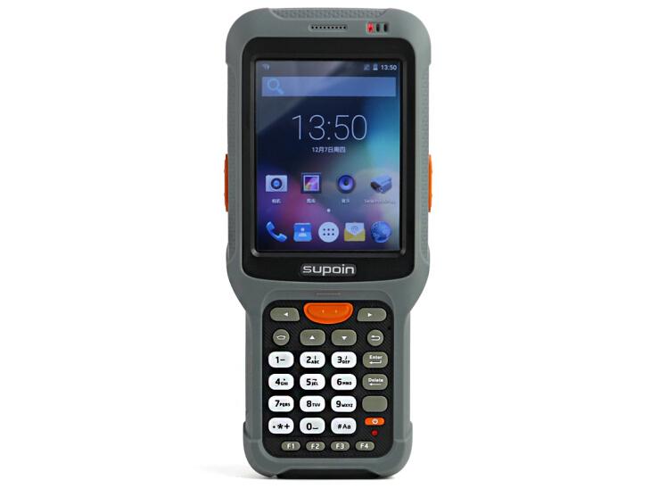 销邦(supoin)PDA一维二维RFID条码数据采集器 扫描器盘点机 X5 一维标版 Android 5.1