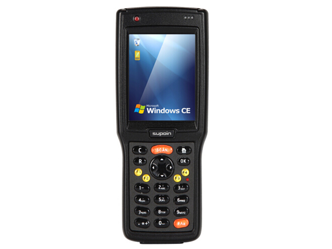 销邦(supoin)X3 Wince6.0一维二维条码数据采集器RF巴枪手持终端PDA盘点扫描器