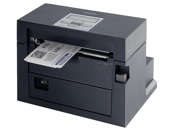 西铁城(CITIZEN)标签打印机 条码打印机 CL-S400DT 热敏/电子面单/快递单