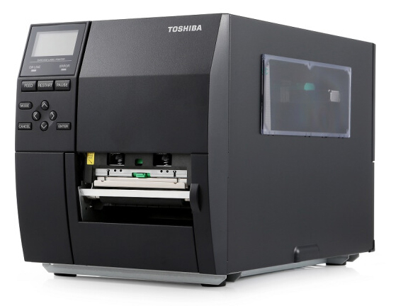 东芝 TOSHIBA B-EX4T2-TS12-CN-R条码标签打印机