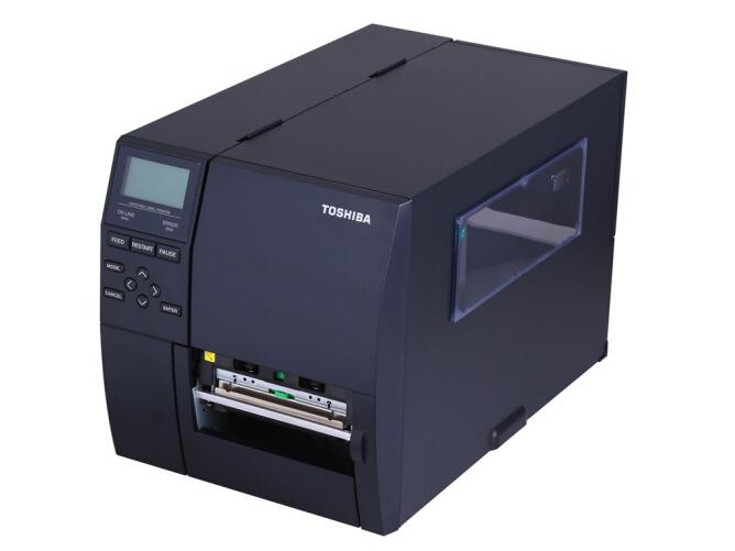 东芝 TOSHIBA B-EX4T2-HS12-CN-R条码打印机