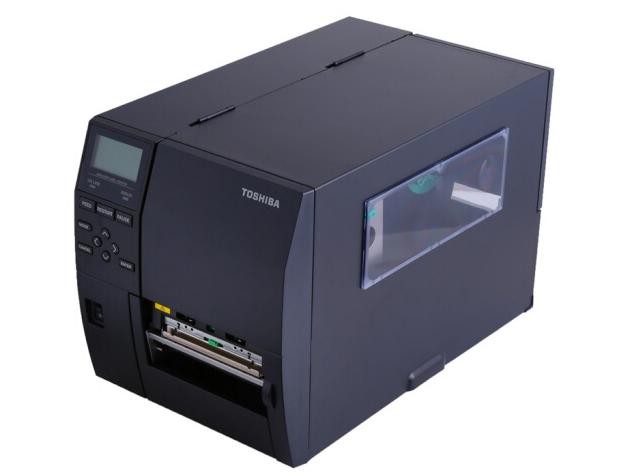 东芝 TOSHIBA B-EX4T3-HS12条码标签打印机
