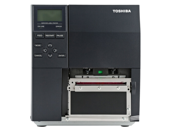 东芝 TOSHIBA 东芝B-EX4T1-GS18-CN-R超高频条码打印机