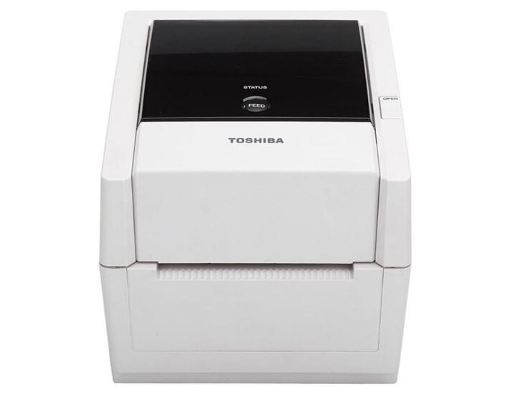 东芝 TOSHIBA B-EV4T-GS14-QM-R 条码打印机(标配切刀B-EV204-F-QM-R)