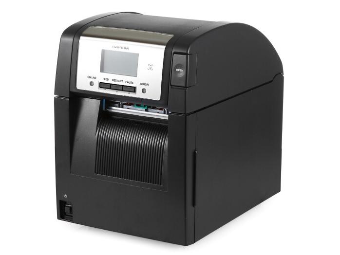 东芝 TOSHIBA BA420T-TS12-CN-S条码标签打印机