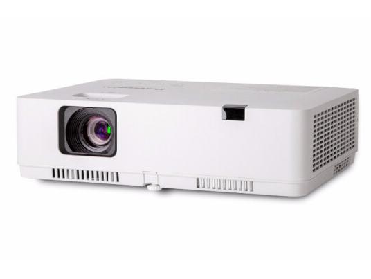 松下(Panasonic)PT-XW400C 紧凑型投影仪 投影机办公 商务 教学(高清宽屏 4000流明 双HDMI)