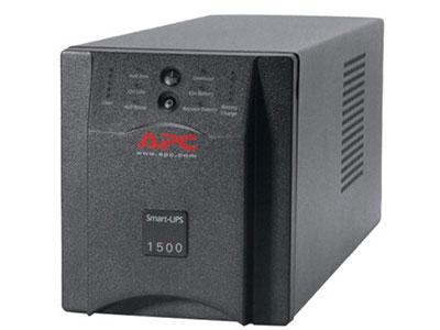 APC 施耐德 SUA1500ICH 在线互动式UPS不间断电源980W/1500VA NAS服务器