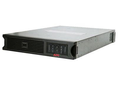 APC 施耐德 SUA3000R2ICH UPS不间断电源2700W/3000VA机架式机柜机房2U