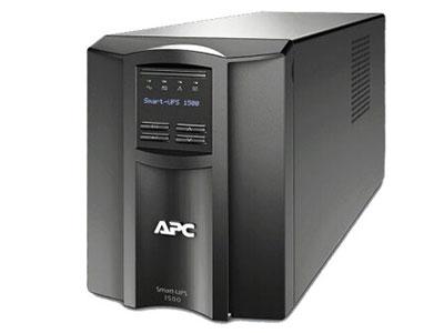 施耐德 UPS不间断电源 980W/1500VA NAS服务器电脑办公断电续航正弦波 SUA1500ICH-45