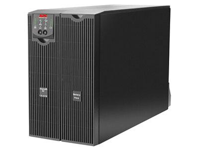 施耐德 SURT10000XLICH UPS不间断电源8000W/10KVA企业机房服务器