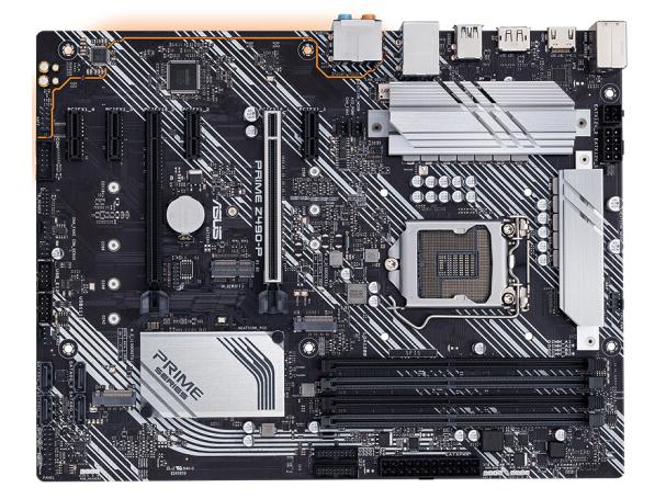 华硕(ASUS)PRIME Z490-P 主板 大师系列 支持 CPU 10900K/10700K(Intel Z490/LGA 1200)