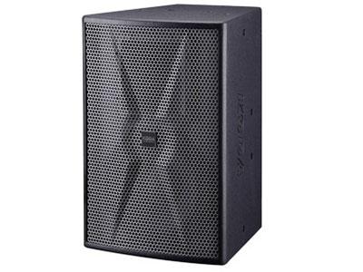 """科达  KD-10YL专业娱乐演艺音箱 """"高端娱乐演艺音箱,高音采用高端压缩驱动单元,低音采用铝短路环有效降低失真,提高单元性能力,差分驱动技术系统。专为娱乐项目场地设计。系统类型:2-way 1x10""""""""Full range system                                                                                                                                       产品型号:KD-10YL"""