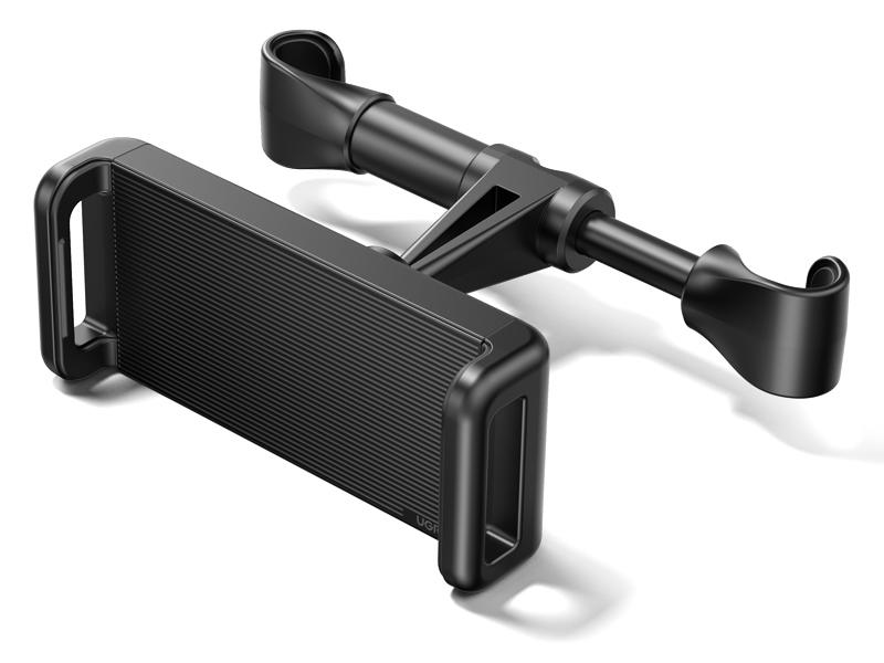 绿联(UGREEN) LP362 车载椅背支架 材质:ABS+硅胶