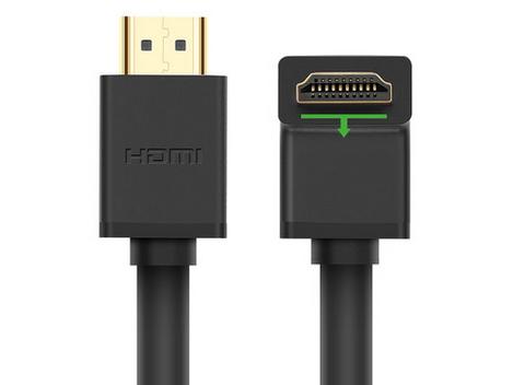绿联(UGREEN) HD103 HDMI直角弯头线