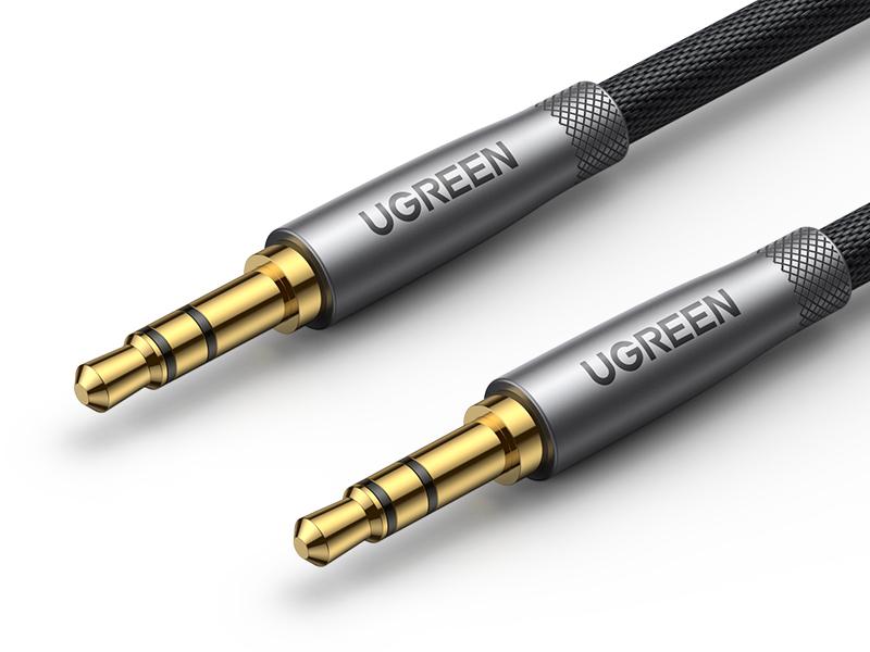 绿联(UGREEN)AV150 AUX音频线 镀银线芯