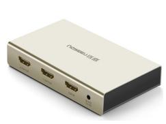 绿联(UGREEN)40276 HDMI 1进2出分配器