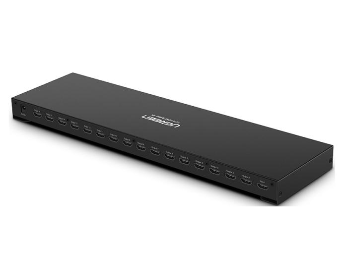 绿联(UGREEN)40218 HDMI 1进16出分配器