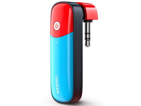 绿联(UGREEN)CM324 Switch 3.5mm音频蓝牙发射器