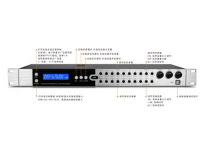 """科达  XS-3.1数码3.1通道前置效果器 """"XS-3.1 功能特点                                                                                                                                        ● 自主研发3×DSP数字处理技术"""