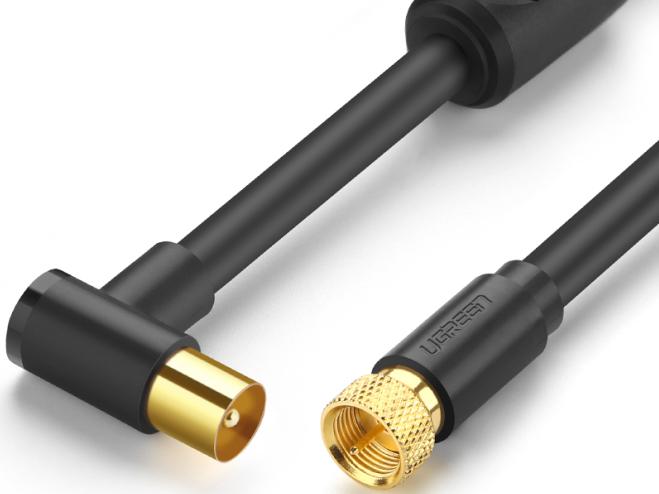 绿联(UGREEN)SP102 RF有线电视射频线闭路信号线