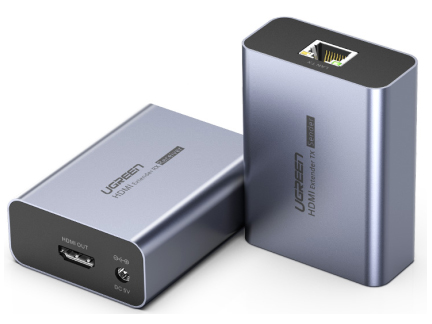 绿联(UGREEN)CM196 HDMI单网延长器