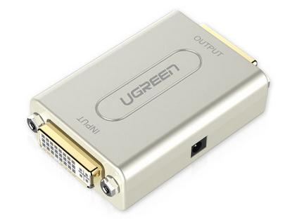 绿联(UGREEN)40266 DVI信号延长器