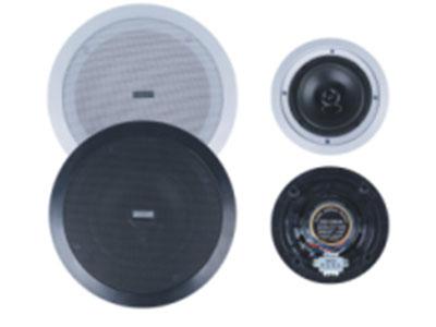 """科瑟  同轴吸顶扬声器 """"额定功率:15-20W 定压输入:70-100V 频率响应:90-16KHz 灵 敏 度:90dB 扬 声 器:6寸 外部尺寸:240*80mm 安装开孔:205mm 外壳材料:ABS          """""""