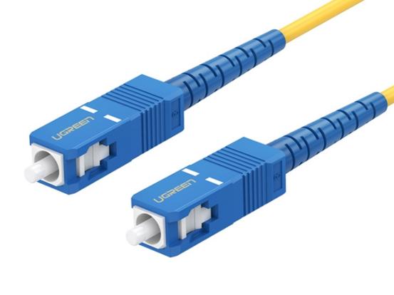 绿联(UGREEN)NW131 SC-SC OS2单模光纤跳线