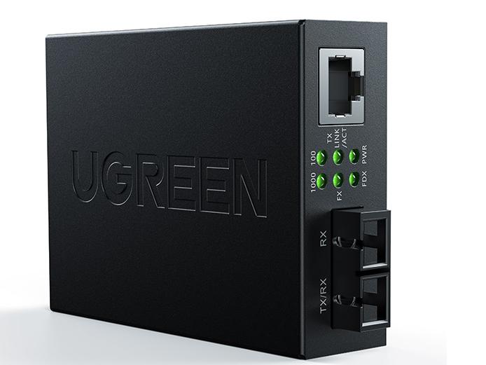 绿联(UGREEN)CM330 光纤收发器