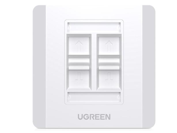 绿联(UGREEN)NW144 四口信息面板