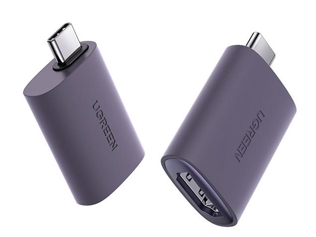 绿联(UGREEN)US320 Type-C转HDMI转接头